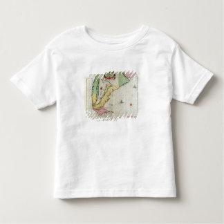 America, plate 17 from 'Le Nouveau et Grand Illumi Toddler T-shirt