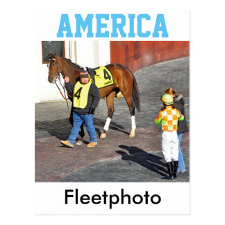 América por AP Indy Tarjetas Postales