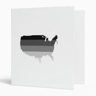 América recta