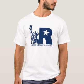 America Refounders Movement Logo T-Shirt