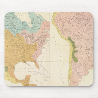 America river systems mouse pad