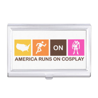 America runs on Cosplay Business Card Case