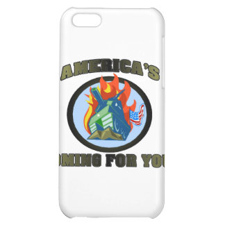 America 's Coming For You! iPhone 5C Case