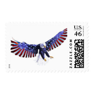 America s eagle postage stamps