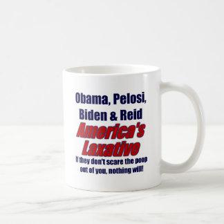 America s Laxative Coffee Mugs