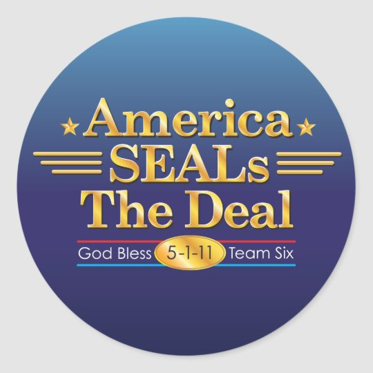 America SEALs The Deal_God Bless Team Six round