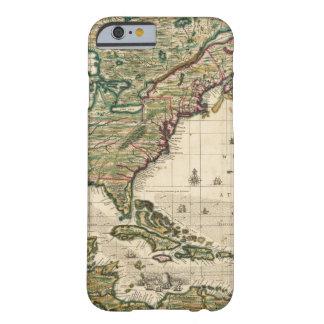 América Septentrionalis Funda De iPhone 6 Barely There