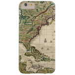 América Septentrionalis Funda Barely There iPhone 6 Plus
