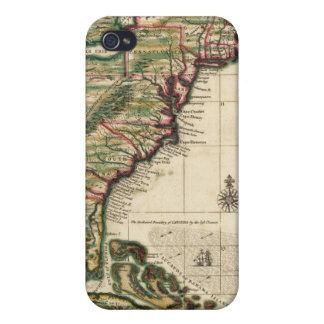América Septentrionalis iPhone 4 Coberturas