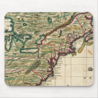America Septentrionalis Mouse Pad