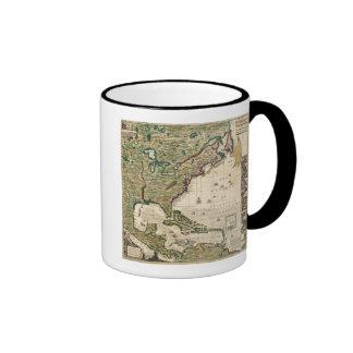 América Septentrionalis Taza De Café