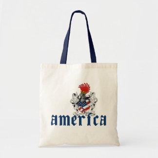 America Shield Bag