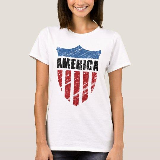 America Shield T-Shirt