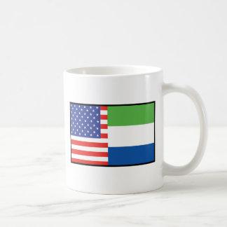 America Sierra Leone Coffee Mug
