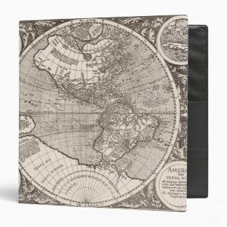 America sive India Novam, 1609 Binder