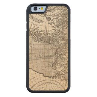 America sive India Novam, 1609 Maple iPhone 6 Bumper