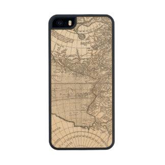 America sive India Novam, 1609 Maple iPhone 5 Slim Case