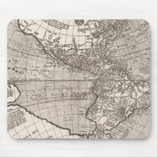 America sive India Novam, 1609 Mousepads