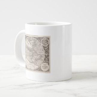 America sive India Novam, 1609 20 Oz Large Ceramic Coffee Mug