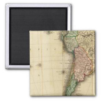 America south magnet