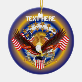 America Spirit Charm  Please See Notes Christmas Ornament