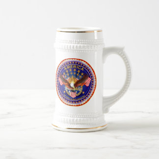 America Spirit Is Not Forgotten Please See Notes Beer Stein