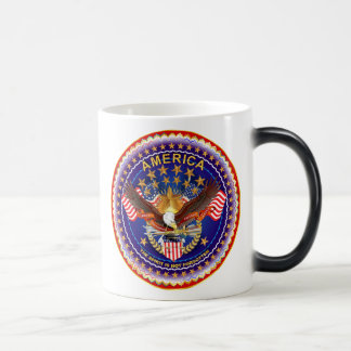 America Spirit Is Not Forgotten Please See Notes Magic Mug