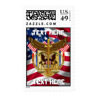 America Spirit Is Not Forgotten Please See Notes Postage Stamp