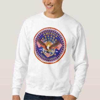 America Spirit Is Not Forgotten Please See Notes Pullover Sweatshirt
