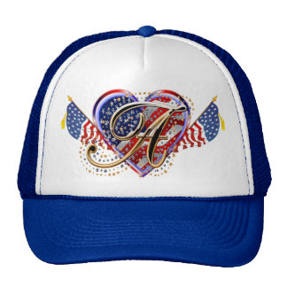 America Spirit Is Not Forgotten Please See Notes Trucker Hat