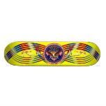 America Spirit Is Not Forgotten V-2 See Notes Skateboard