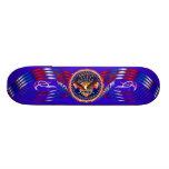 America Spirit Is Not Forgotten V-2 See Notes Skate Deck
