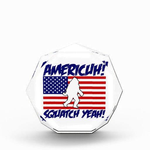 ¡América! ¡Squatch sí!