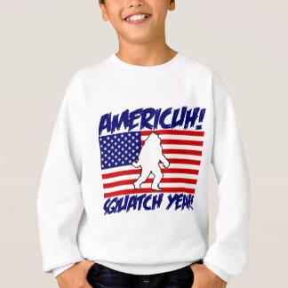 ¡América! ¡Squatch sí! Poleras