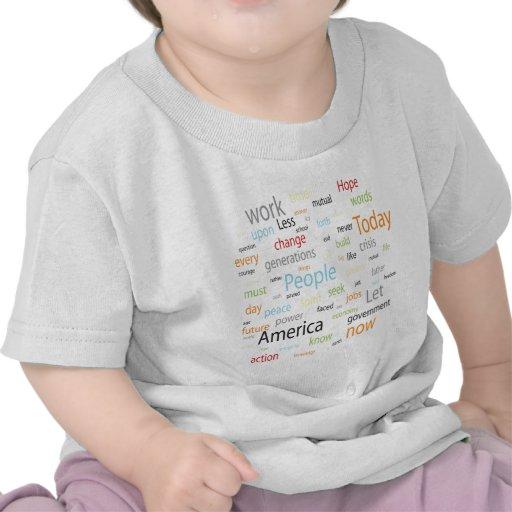 America Tags T-shirts