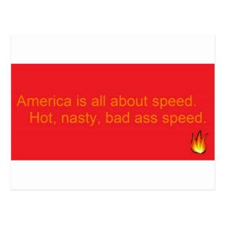 América… Tarjetas Postales