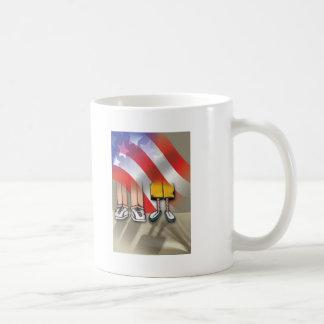 ¡América! Tazas De Café