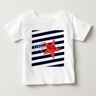 America the Beautiful Baby T-Shirt