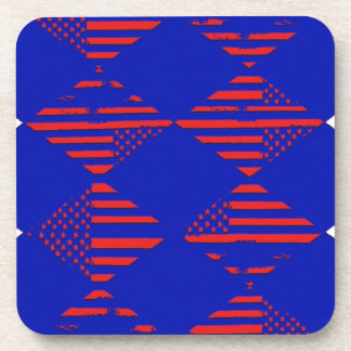 america the beautiful beverage coasters