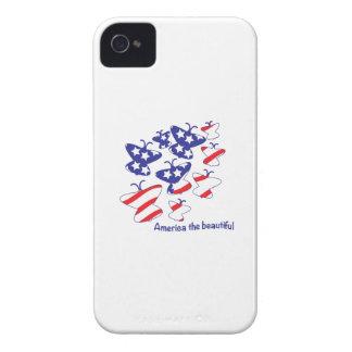 America the Beautiful iPhone 4 Case-Mate Case