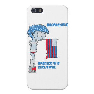 America the Beautiful Covers For iPhone 5