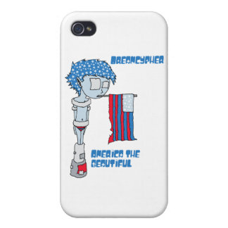 America the Beautiful iPhone 4 Cover