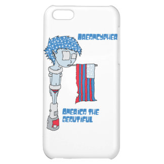 America the Beautiful iPhone 5C Cover