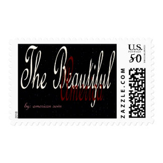 America the Beautiful Stamp by American Sewn