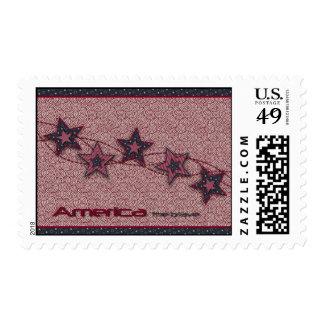 America the Brave Stamp
