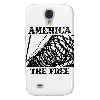 America The Free Samsung Galaxy S4 Case