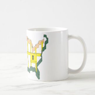 America the Prison Coffee Mug