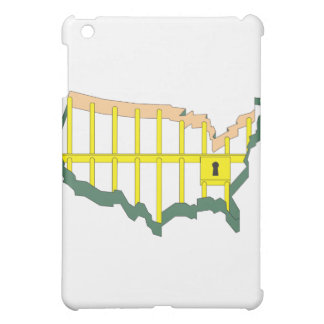 America the Prison iPad Mini Cases