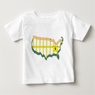 America the Prison Tee Shirt