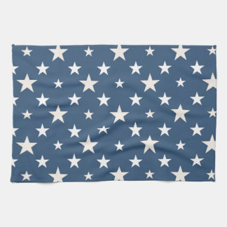 America themed stars pattern kitchen towel